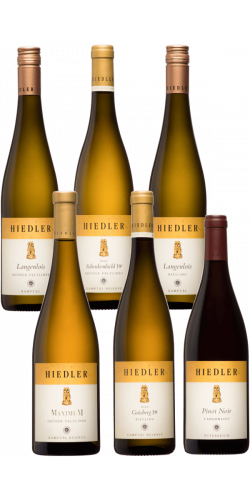 Three vintages – 6 bottles (-10%)